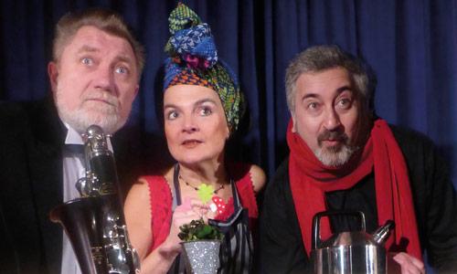 Dorit Meyer-Gastell,Jurij Kandelja,Vitaly Zolotonosov